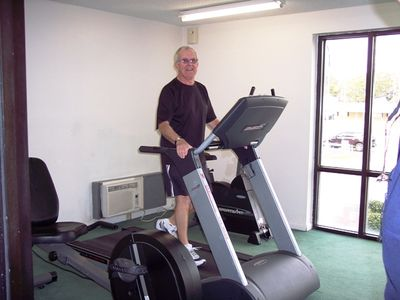 Windy Hill condo rental - Fitness center