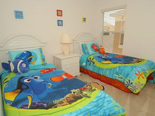 Haines City house photo - Childrens twin room