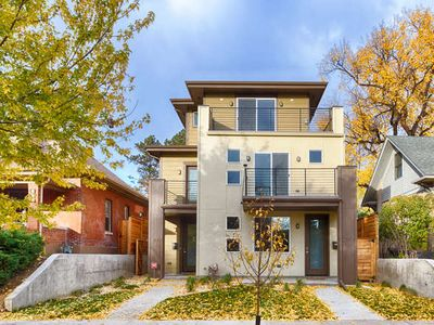 Stunning new construction home a stone's throw from Downtown Denver!