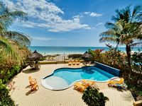 Sugar Sands Beachfront Hideaway Cozy 1 Bedroom Villa On The Beach with Brand New Pool