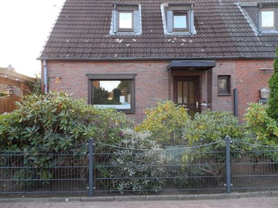 """Holiday home """"Irma"""" in Einfeld in the center of Schleswig-Holstein"""