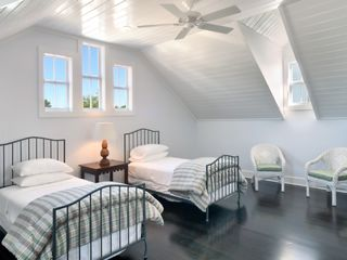 Key West villa photo - Gust house bedroom #2