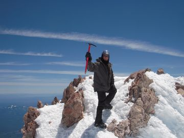 Mt. Shasta Summit