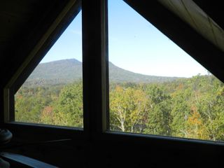 Pigeon Forge cabin photo - View from Loft Bedroom