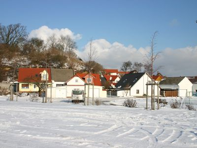Kamminke im Winter