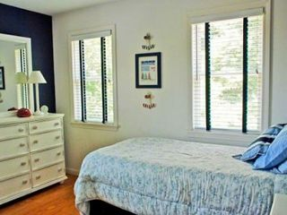 Edgartown house photo - Bedroom #4 - Two Twin Beds. Second Floor