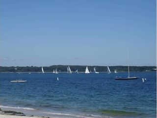 Niantic house photo - Sailing at Oak Grove Beach