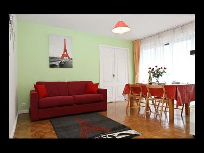 Holiday apartment, 45 square meters , Saint-ouen, France