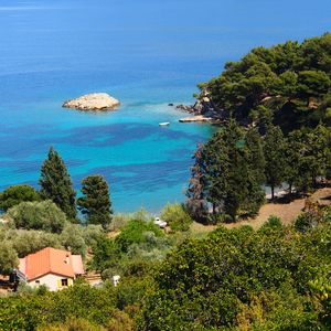 Lithea villas.3 boutique villas by the sea in the tranquil Agios Petros bay