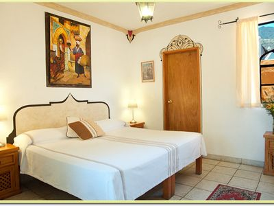 TOP RATED HOTEL - In The Heart Of Ajijic Village - An Oasis in Paradise