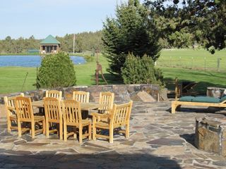 Bend house photo - Outdoor Dining Patio