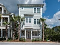 5 Bedroom home with 2 Masters, steps from the biggest pool on 30A