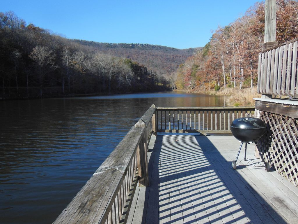 Chattanooga vacation rental vrbo 652190 1 br east for Fishing cabin rentals