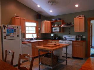 Wellfleet house photo - Kitchen Area