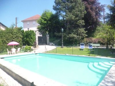F3 charm, swimming pool CV Pontarlier, 2min walk from the Hospital