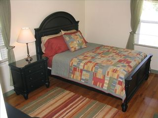 Pacific Beach house photo - Large 2nd Bedroom - Queen Bed