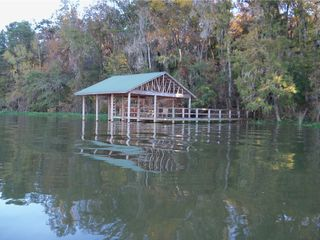 Lake Seminole house photo - Dock