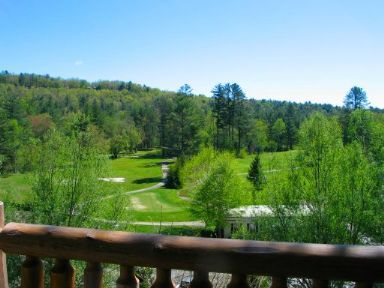 Golf , Mountain and Ski Slope Views