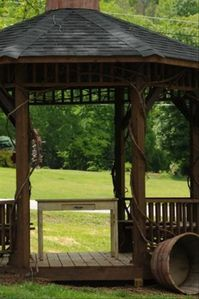 Gazebo and Grilling Area