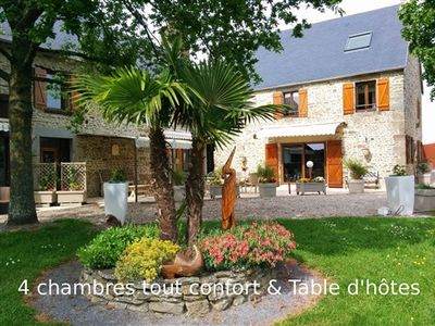 Holiday house 249154, Avranches, Basse-Normandie
