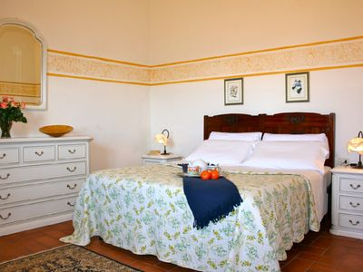 Montespertoli apartment rental - La Cipressaia - Double bedroom