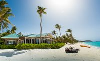 Luxury Tropical Beachfront, Fully Equipped Home With Stunning Views & Amenities