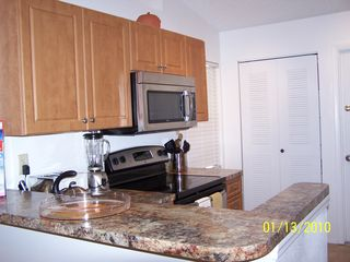 Spring Hill house photo - Updated Kitchen with Stainless Steel Appliances