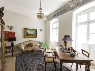 Neoclassical 3-storey Townhouse with magnificent views