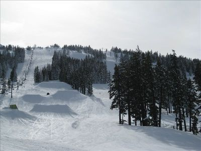 Mt Bachelor activities open from mid-November till Memorial Day!