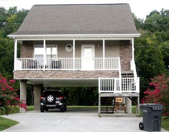 Pigeon Forge house rental - Dancing Bears Mountain House