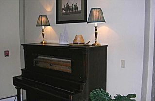Silverthorne house photo - Upright piano to enjoy playing