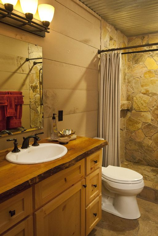 The Stone Walk-In Showers are Enjoyed by Everyone