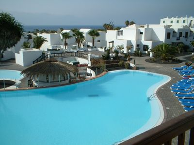 Costa Teguise apartment rental - Pool