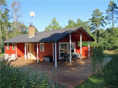 Cottage for 4 people close to the beach in Snogebæk
