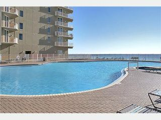 Tidewater Beach Resort condo photo - Outdoor Pool Area