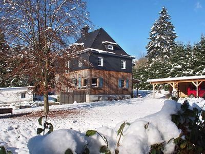 Ecological apartment in the UNESCO Vessertal
