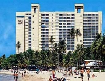 Isla Verde hotel rental - ESJ Towers Beach Front Resort