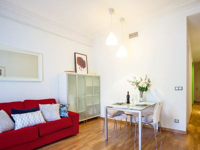 Nice apartment in the Eixample