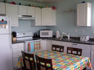 Surfside Beach house photo - Fully equipped kitchen - just bring the food and drink.