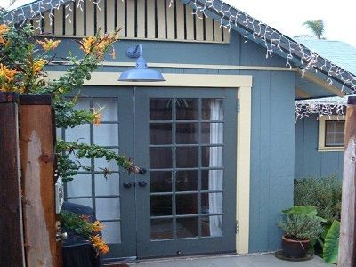 San Diego cottage rental