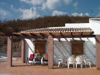 Holiday Home for 4 persons, with swimming pool, in Málaga