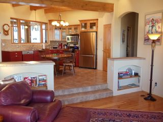 Angel Fire house photo - Designed & Built By Santa Fe Custom Home Builder Bob Di Janni