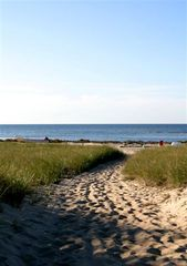 Provincetown estate photo - Path to the Private Beach