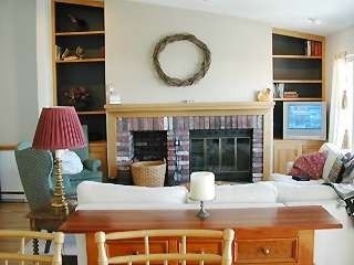Quechee condo vacation rental photo