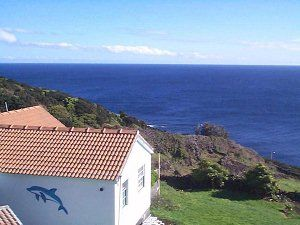 Pico Island house rental - View from the terrace