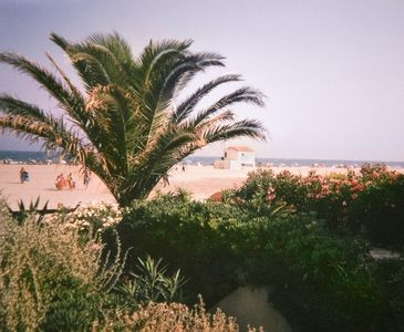 Apartment direct at the beach, fantastic view, south location