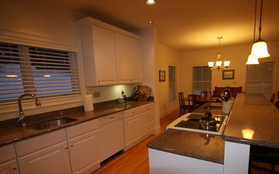 Boothbay Harbor house rental - Gourmet Kitchen
