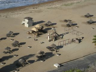 Rancho Palos Verde house photo - Perfect for all ages - firepits, covered tables, playground and beach volleyball