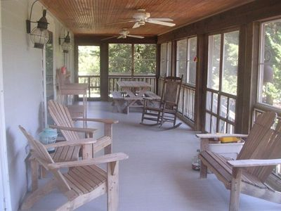 You will love this porch!!!