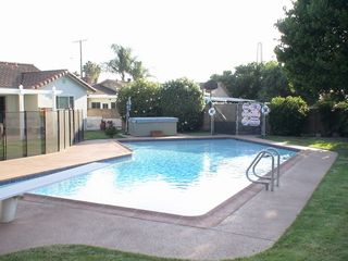 Anaheim house photo - Fenced in pool & Spa